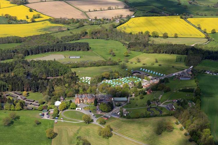 Obozy językowe PGL Boreatton Park, Anglia