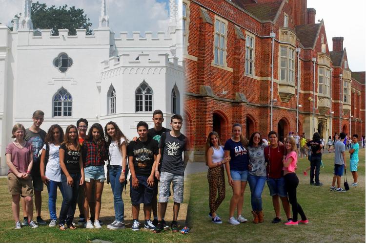Obóz językowy LAL w Londynie i ELAC w Eastbourne