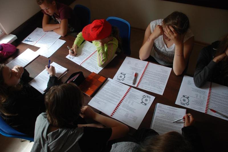 Zajęcia językowe na kolonii / obozie językowym w Dźwirzynie