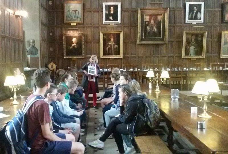 Obóz językowy Harry Potter - wycieczka do Oxfordu