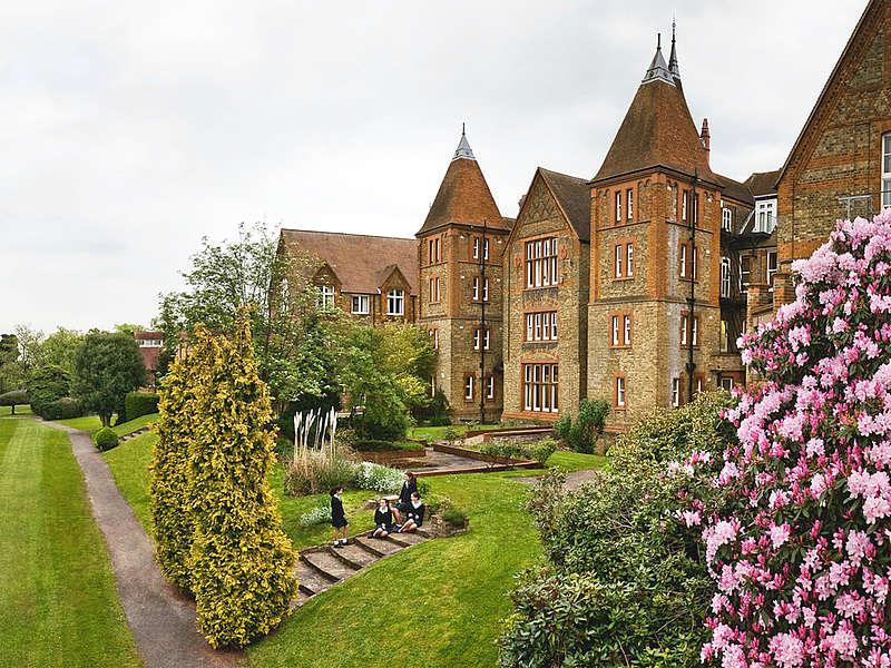 Internat w St Margaret's School, Londyn, Anglia