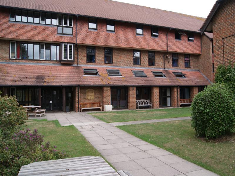 Zakwaterowanie w internacie na obozie językowym w Eastbourne