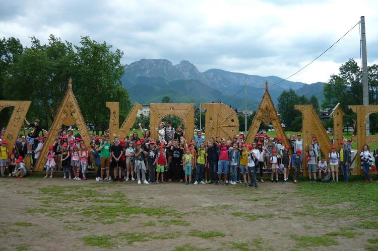 Kolonie i obozy językowe (angielski) w Polsce w Zakopanem w górach