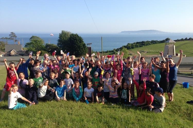 Obozy aktywnościowo-językowe w Anglii z angielskimi dziećmi i młodzieżą