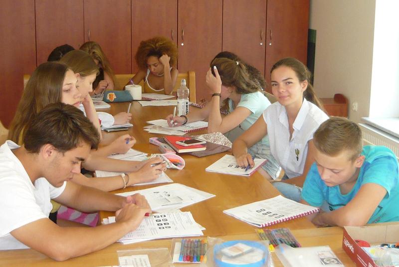 Zajęcia językowe na kolonii / obozie językowym w Zakopanem