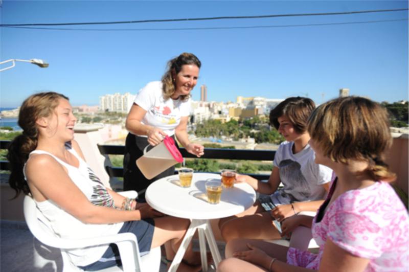 Zakwaterowanie u rodzin goszczących na Malcie