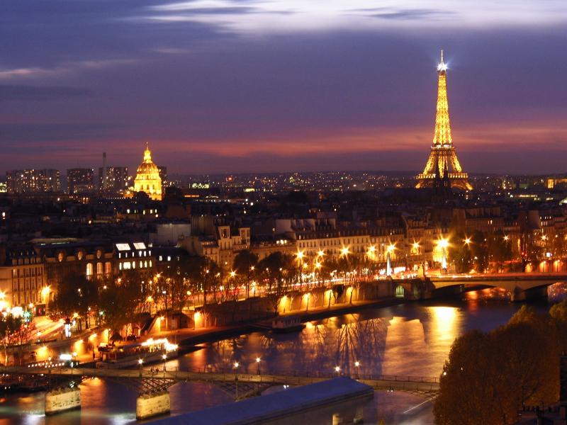 Obozy językowe Paryż