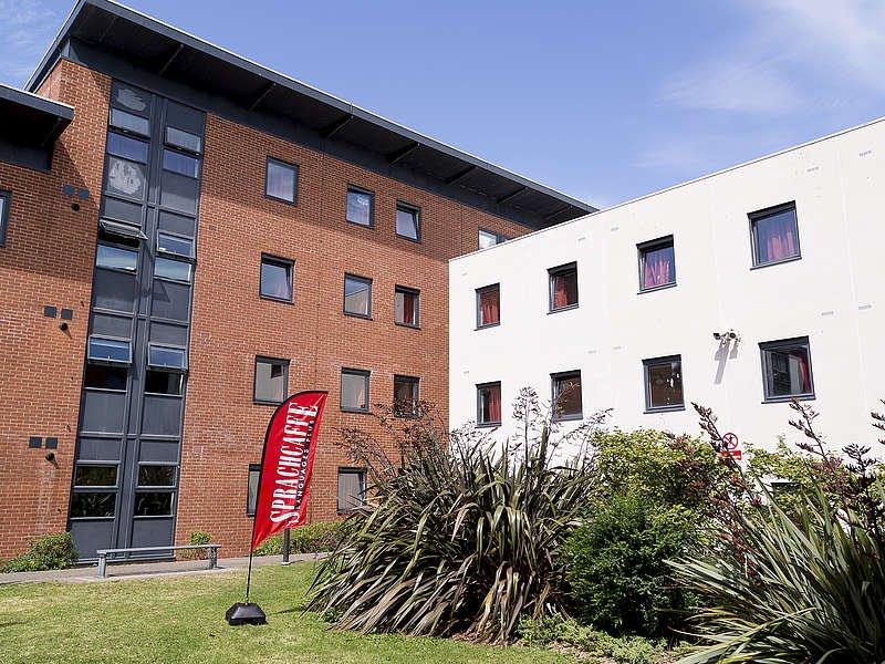 Akademik szkoły językowej Sprachcaffe w Eastbourne