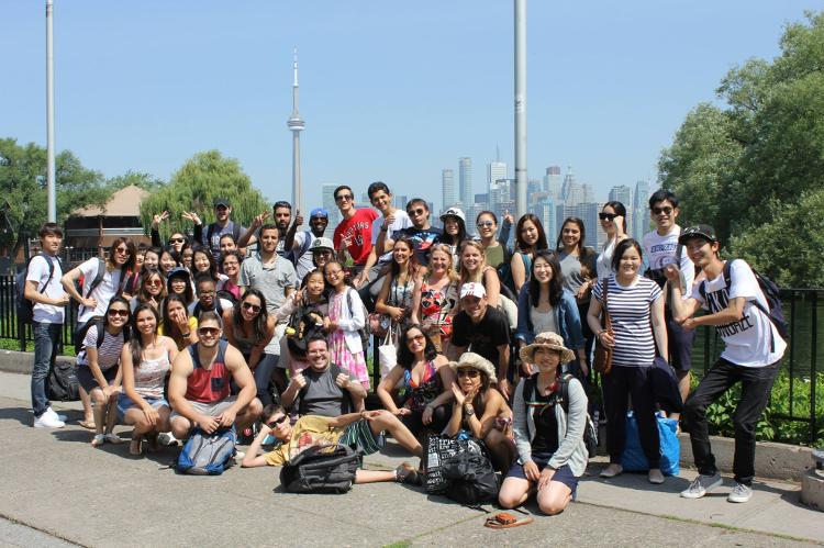 Obóz językowy Access International w Toronto i Hamilton w Kanadzie