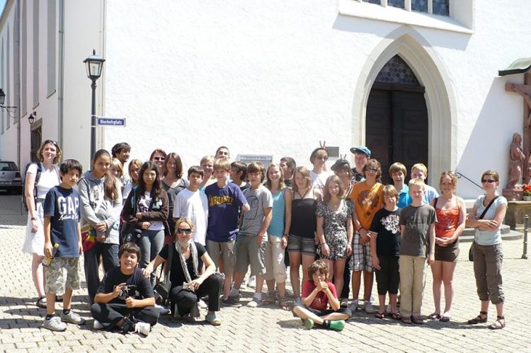 Obóz językowy ASTUR w Wiesbaden w Niemczech