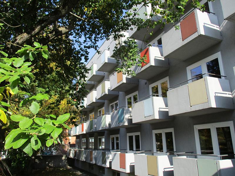 Zakwaterowanie na kampusie na obozie językowym w Niemczech