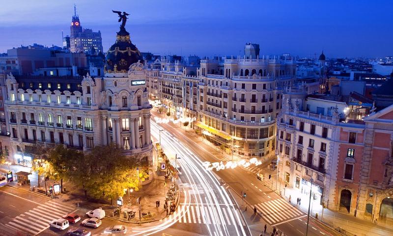 Obozy językowe w Madrycie
