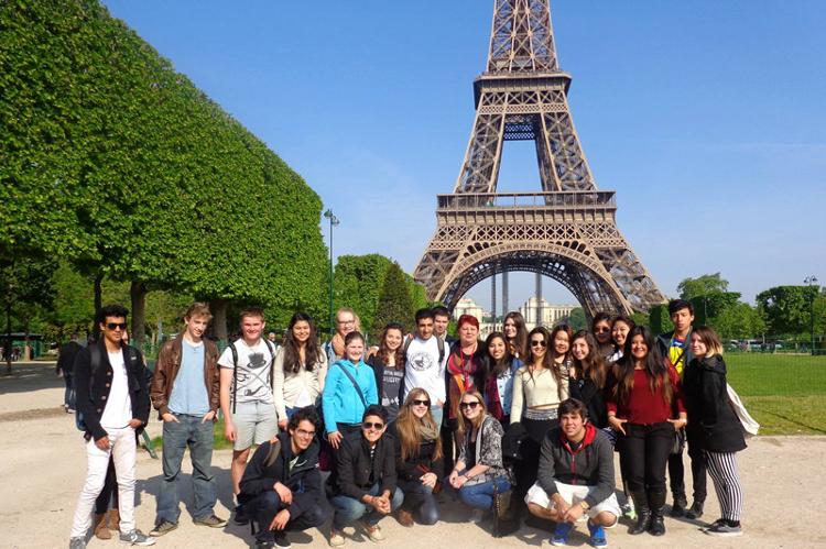 Obozy językowe Francja