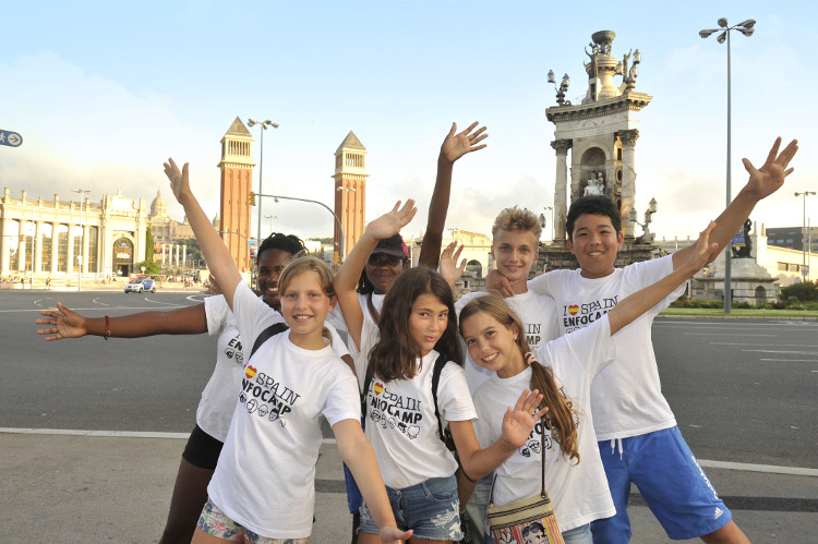 Obozy językowe Hiszpania