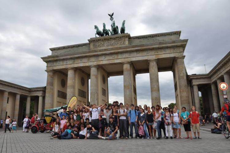 Obozy językowe Niemcy