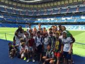 Obóz piłkarski i językowy (angielski, hiszpański) Fundación Real Madrid Campus Experience w Madrycie, Hiszpania