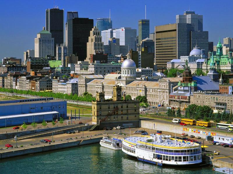 Obozy języka francuskiego i angielskiego w Montrealu Kanada