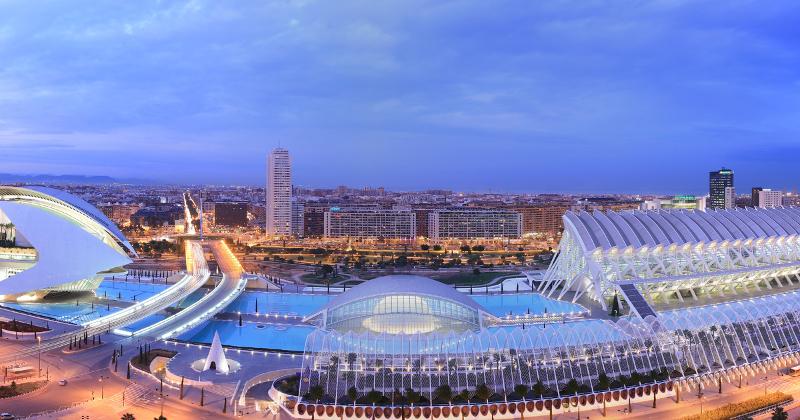 Obozy języka hiszpańskiego w Walencji