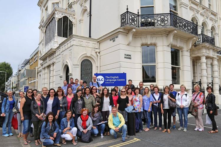 Kursy językowe (angielski) w szkole ELC w Brighton w Anglii