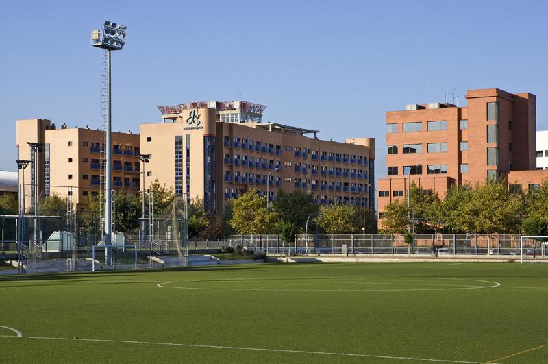 Obóz językowy na kampusie w Walencji Hiszpania
