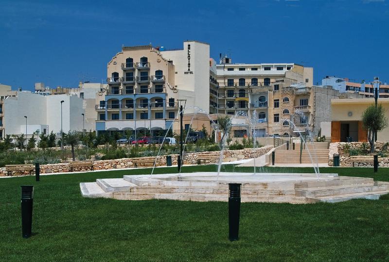 Zakwaterowanie w hotelu na obozie językowym na Malcie
