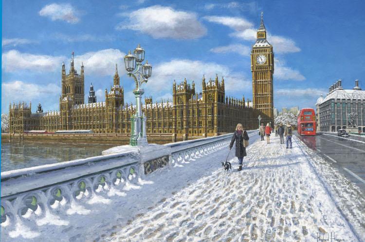 Zimowe obozy językowe w Londynie w Anglii