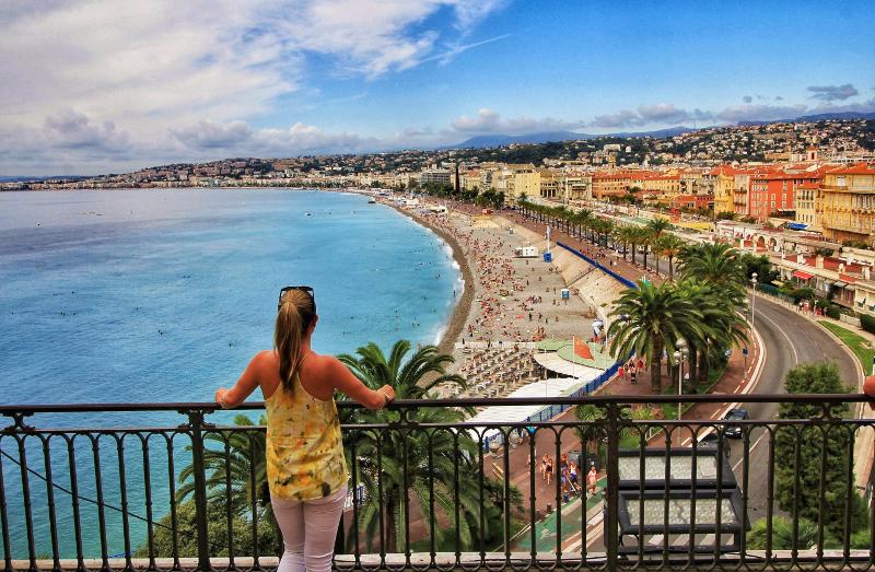 Obozy językowe Nicea Francja