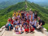 Obóz językowy Chiny + Nowa Zelandia