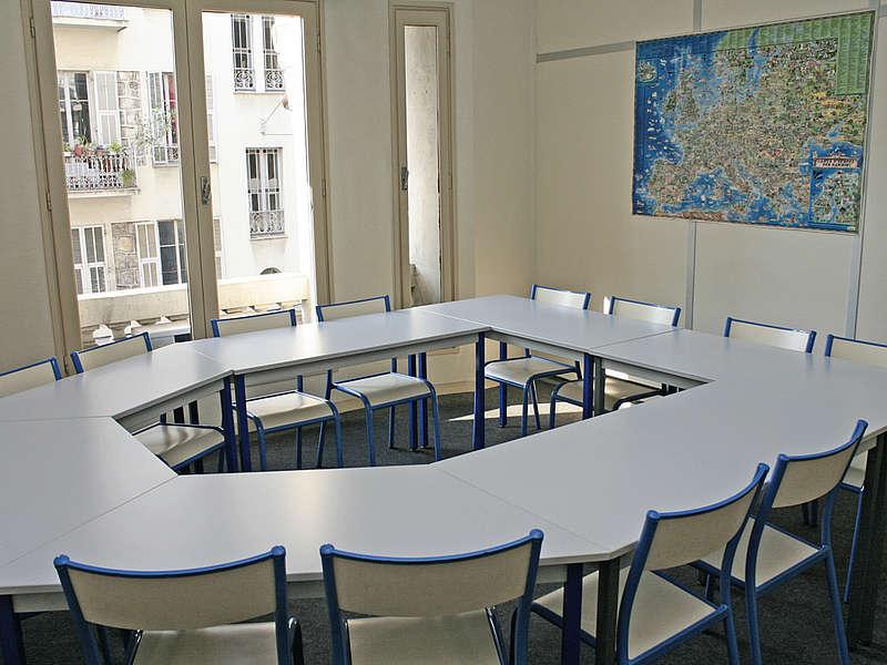Szkoła językowa Sprachcaffe w Nicei