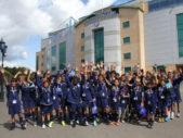 Obozy piłkarskie i językowe Chelsea FC w Londynie