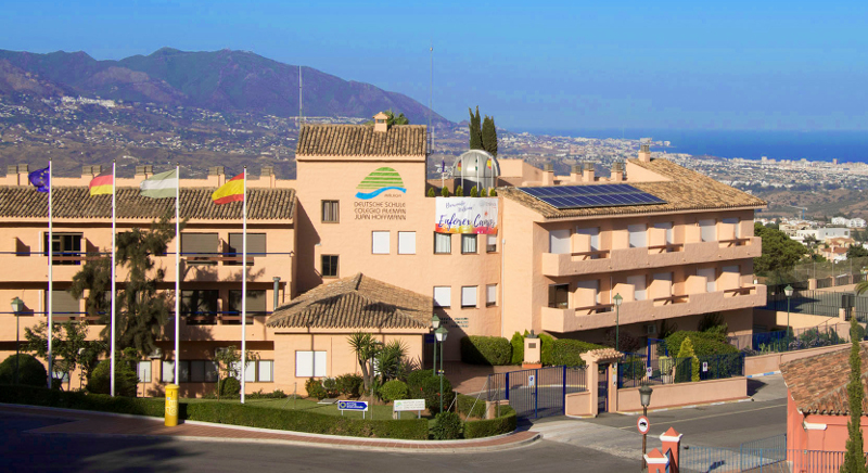 Kampus Colegio Alemán Marbella Hiszpania