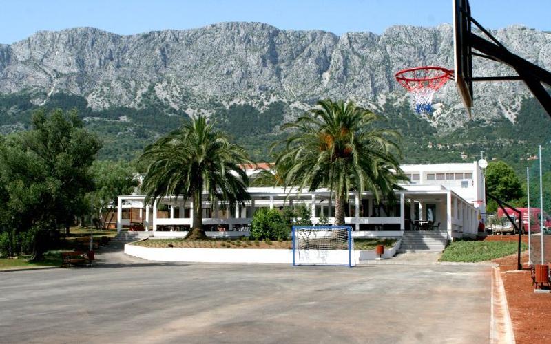Zakwaterowanie na obozie językowym w Chorwacji