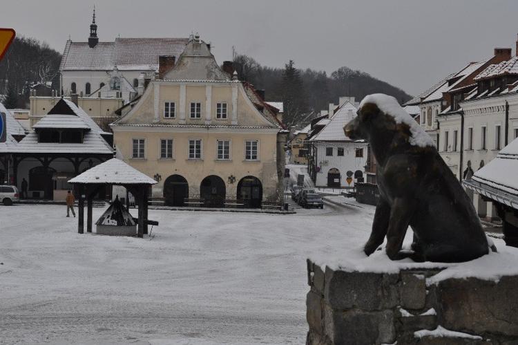 Zimowe kolonie i obozy językowe (angielski) w Polsce w Kazimierzu Dolnym nad Wisłą