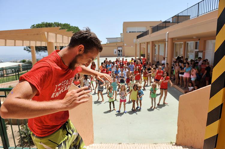 Obozy językowe Enforex w Marbelli w Hiszpanii