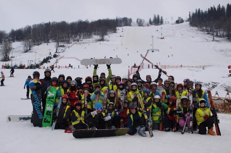 Zimowe kolonie i obozy językowe (angielski) w Polsce w Zakopanem w górach