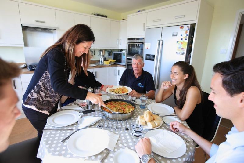 Zakwaterowanie u rodzin angielskich w Torbay