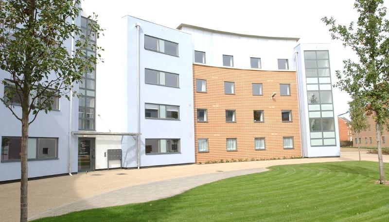 Zakwaterowanie na obozie językowym Ardmore na kampusie University of Hertfordshire w Hatfield