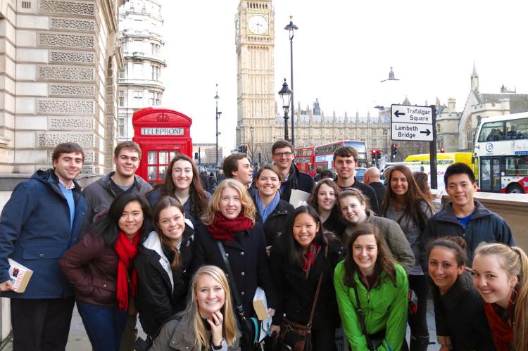 Szkoły językowe w Londynie