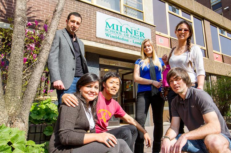 Szkoła językowa Milner School of English w Londynie