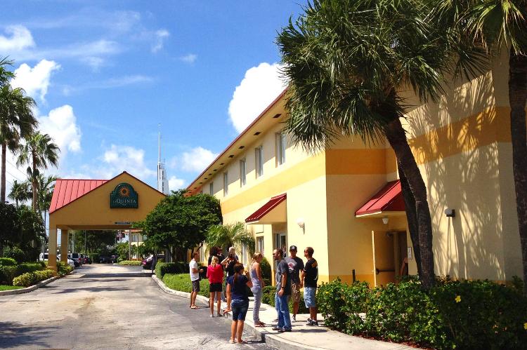Obóz językowy LAL na Florydzie, USA
