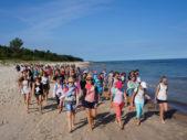 Kolonie językowe nad morzem: Sarbinowo, Polska