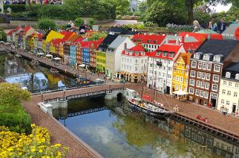 Fakultatywna wycieczka do parku rozrywki Legoland w Danii