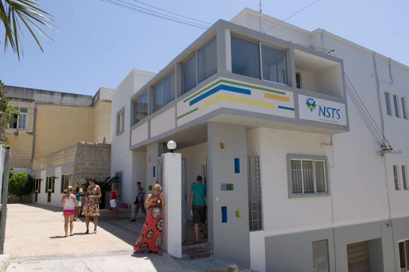 Obóz językowy na Malcie