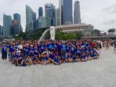 Obóz językowy BlueSky w Singapurze