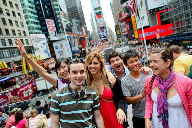 Szkoły językowe w Nowym Jorku USA