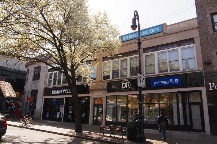 Kursy języka angielskiego w szkole New York Language Center (NYLC) Jackson Heights Queens Nowy Jork USA