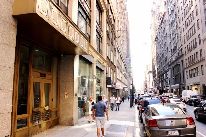 Kursy języka angielskiego w szkole New York Language Center (NYLC) Midtown Manhattan Nowy Jork USA