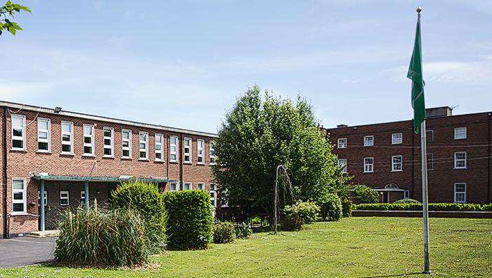 Obozy językowe (angielski) na kampusie Manor House School w Dublinie w Irlandii