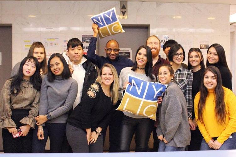 Szkoła językowa New York Language Center w Nowym Jorku w USA