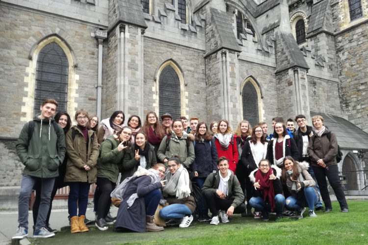 Obóz językowy Babel Academy of English w Dublinie w Irlandii